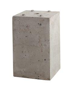 betonpoer 25x25x40cm