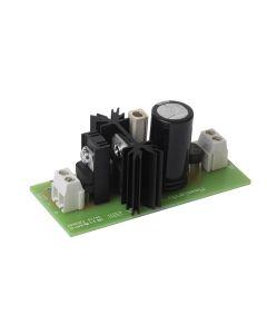 stabilisatieprint 12VAC --> 12VDC