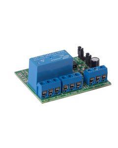 relaismodule 12/24VDC met timer